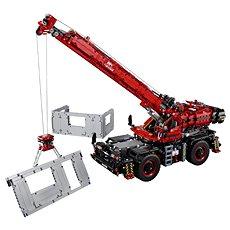 LEGO Technic 42082 Terénní jeřáb - Stavebnice