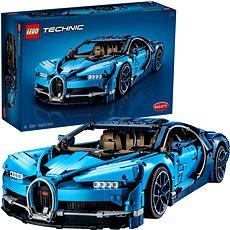 LEGO Technic 42083 Bugatti Chiron - Stavebnice