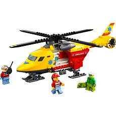 LEGO City 60179 Záchranářský vrtulník - Stavebnice