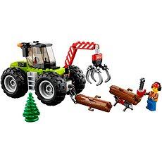 LEGO City 60181 Traktor do lesa - Stavebnice