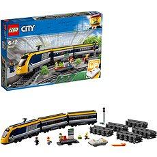 LEGO City Trains 60197 Osobní vlak - Stavebnice