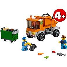 LEGO City 60220 Popelářské auto - Stavebnice