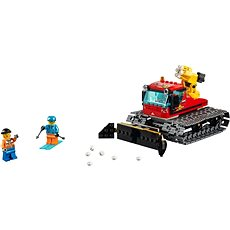LEGO City 60222 Rolba - Stavebnice