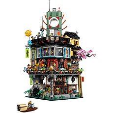 LEGO Ninjago 70620 City - Stavebnice