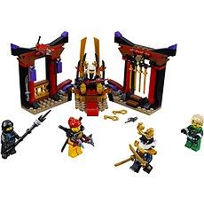 LEGO Ninjago 70651 Závěrečný souboj v trůnním sále - Stavebnice