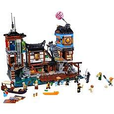 LEGO Ninjago 70657 Přístaviště - Stavebnice