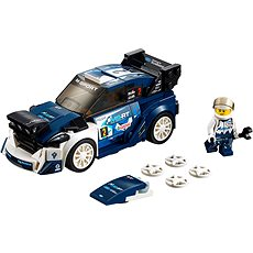 LEGO Speed Champions 75885 Ford Fiesta M-Sport WRC - Stavebnice