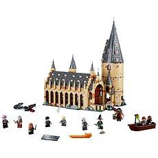 LEGO Harry Potter 75954 Bradavická Velká síň - Stavebnice
