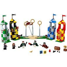LEGO Harry Potter 75956 Famfrpálový zápas - Stavebnice