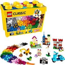 LEGO Classic 10698 Velký kreativní box - Stavebnice