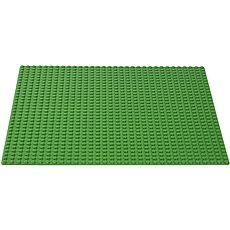 LEGO Classic 10700 Zelená podložka na stavění - Stavebnice