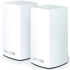 Linksys Velop VLP0102 AC2400 (2 jednotky) - WiFi systém