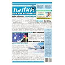 Nástup - Elektronické noviny