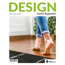 Časopis DESIGN home & garden