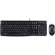 Logitech Desktop MK120 DE  - Set klávesnice a myši