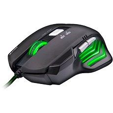 C-TECH GM-01G Akantha (zelené podsvícení) - Herní myš