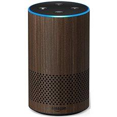Amazon Echo 2 Generace Walnut - Hlasový asistent