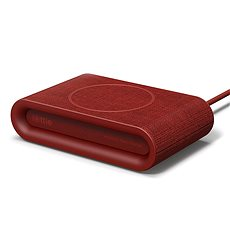 iOttie iON Wireless Pad Plus Ruby Red - Nabíjecí podložka