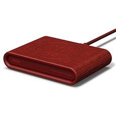 iOttie iON Wireless Pad Mini Ruby 10W Red - Bezdrátová nabíječka