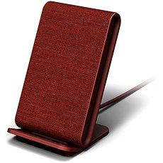 iOttie iON Wireless Stand 10W Ruby Red - Bezdrátová nabíječka