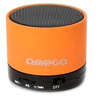 OMEGA OG47O oranžový - Bluetooth reproduktor