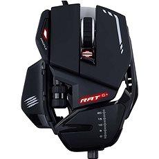 Mad Catz R.A.T. 6 + černá - Herní myš