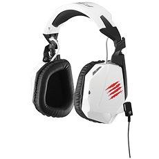 Mad Catz F.R.E.Q. 3 bílý - Herní sluchátka