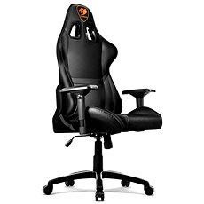 Cougar ARMOR Black - Herní židle