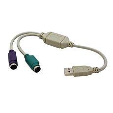 OEM USB --> 2x PS/2 - Redukce