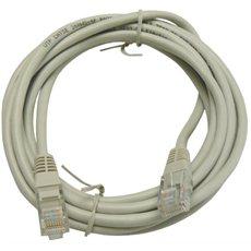 Datacom CAT6, UTP, 3m, šedý - Síťový kabel