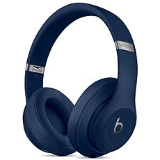 Beats Studio3 Wireless - modrá - Sluchátka