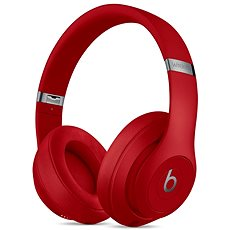 Beats Studio3 Wireless - červená - Sluchátka