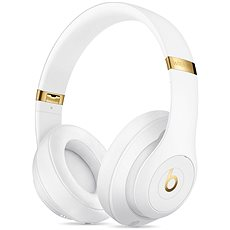 Beats Studio3 Wireless - bílá - Sluchátka