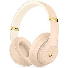 Beats Studio3 Wireless - pouštní písek - Sluchátka
