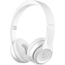 Beats Solo3 Wireless - bílá - Sluchátka