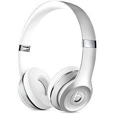 Beats Solo3 Wireless - stříbrná - Sluchátka
