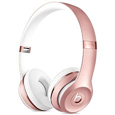 Beats Solo3 Wireless - růžově zlatá - Sluchátka