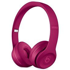 Beats Solo3 Wireless - cihlově červená - Sluchátka
