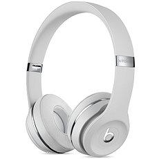 Beats Solo3 Wireless - saténově stříbrná - Sluchátka