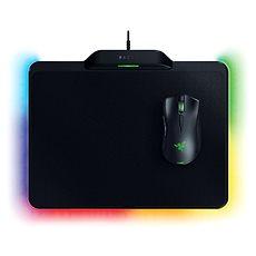 Razer Mamba + Firefly Hyperflux Bundle - Herní myš