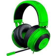 Razer Kraken PRO V2 Oval Green - Herní sluchátka