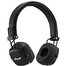 Marshall Major III Bluetooth černá - Sluchátka s mikrofonem