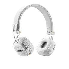 Marshall Major III Bluetooth bílá - Sluchátka s mikrofonem