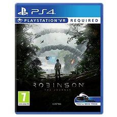 Robinson The Journey - PS4 VR - Hra pro konzoli