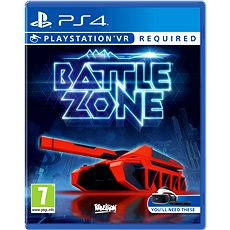 Battlezone - PS4 VR - Hra pro konzoli
