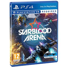 StarBlood Arena - PS4 VR - Hra pro konzoli