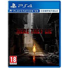 Here They Lie VR - PS4 VR - Hra pro konzoli
