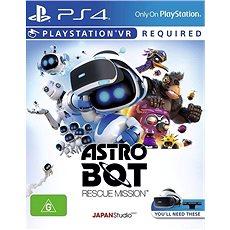 Astro Bot Rescue Mission - PS4 VR - Hra pro konzoli