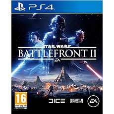 Star Wars Battlefront II - PS4 - Hra pro konzoli