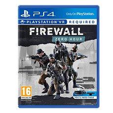 Firewall Zero Hour - PS4 VR - Hra pro konzoli